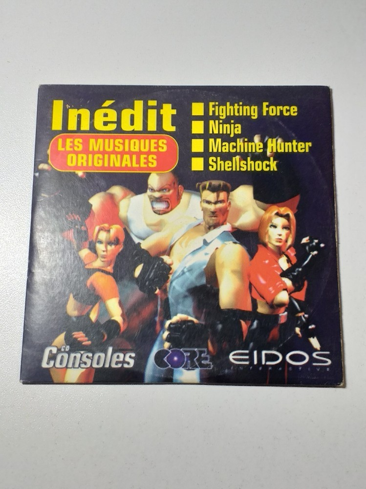 CD Consoles - Gaming soundtrack