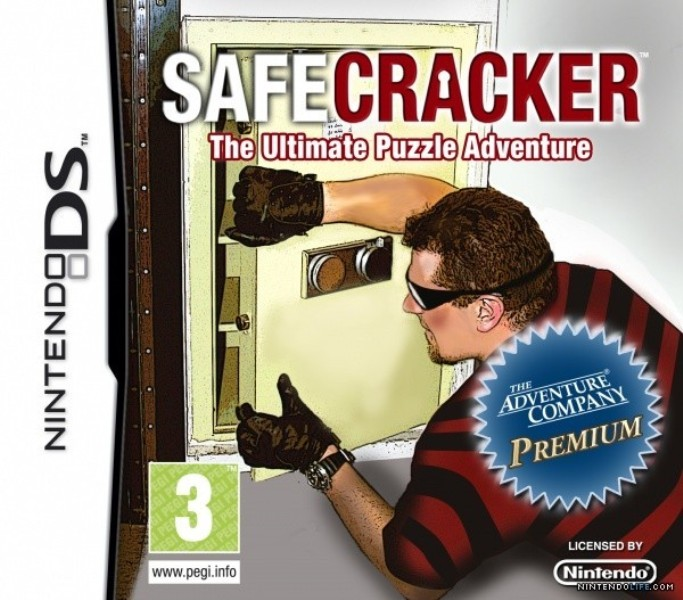 Παιχνίδι Nintendo DS Safe Cracker - The ultimate puzzle adventurer