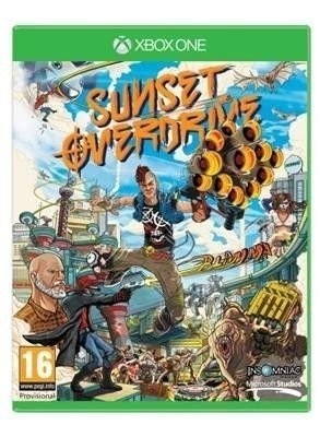 Παιχνίδι XBOX One Sunset Overdrive - CEF