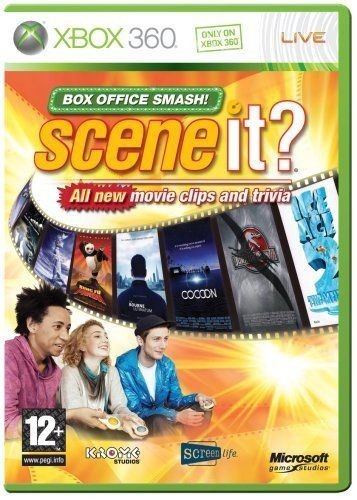 Παιχνίδι XBOX 360 Scene It – Box Office Smash