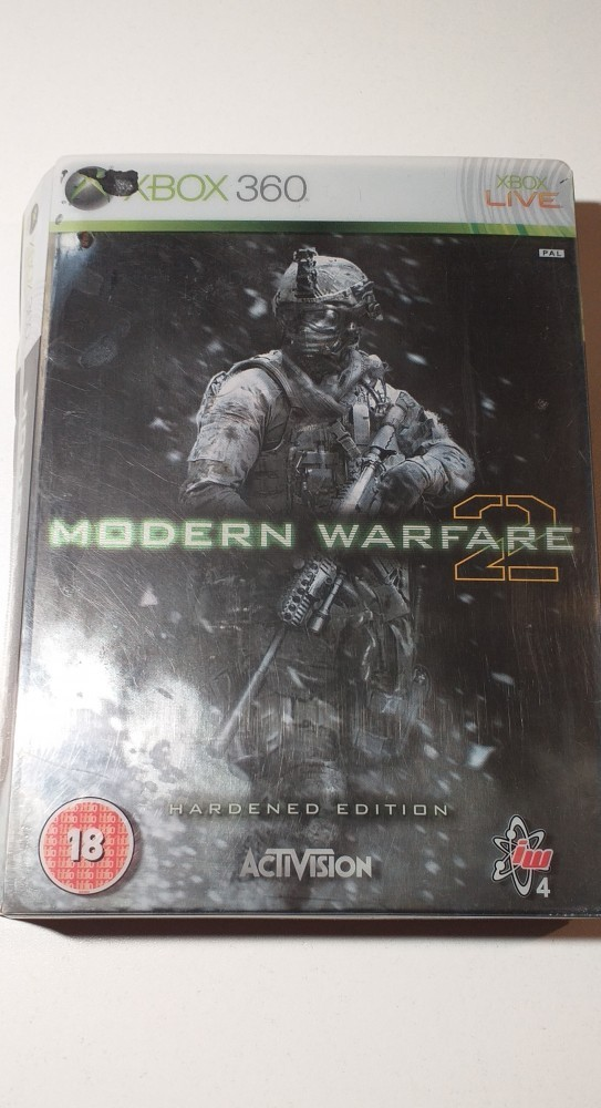 Παιχνίδι XBOX 360 Call of duty - Modern Warfare 2 - Hardened Edition - F