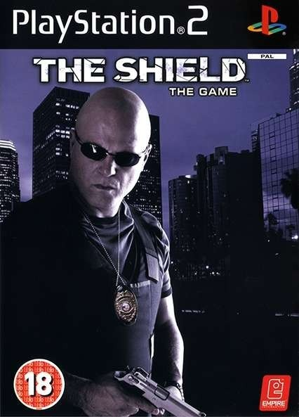 Παιχνίδι PS2 The Shield - The game