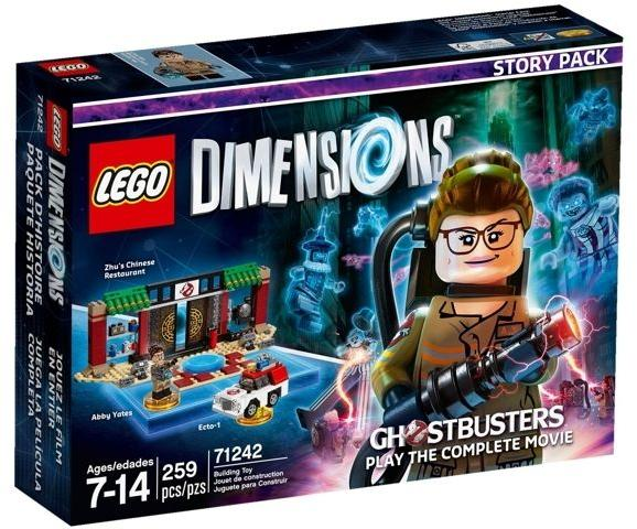 LEGO Dimensions Ghostbusters Story Pack 71242 - 60409