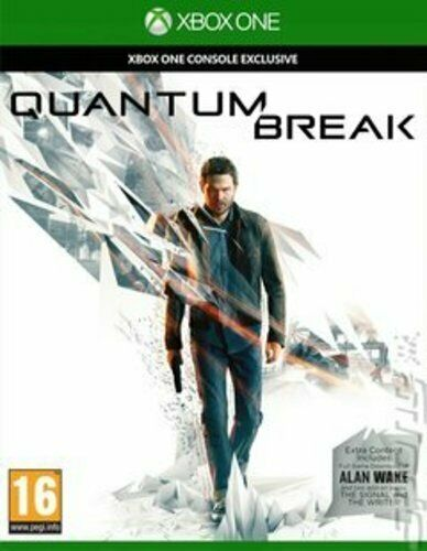 Παιχνίδι XBOX One Quantum Break - A