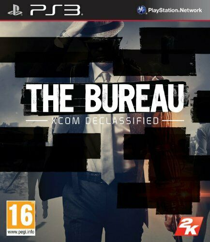 Παιχνίδι PS3 The Bureau - XCOM Declassified