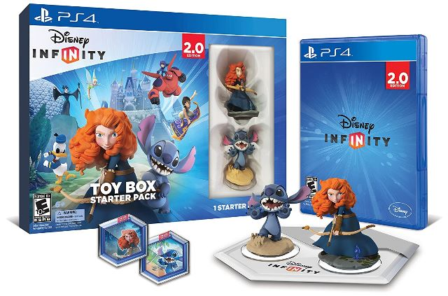 Disney Infinity 2.0 Edition: Toy Box Starter Pack - PS4 - 60482